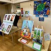 Crich Area Community Art Sharing success