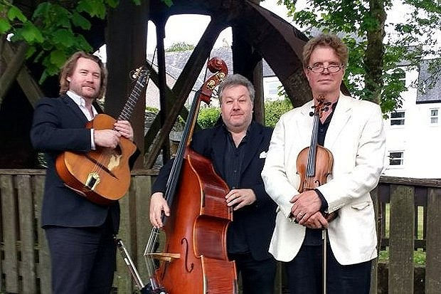 CANCELLED - Le Café Parisien with the Andy Lawrenson Trio