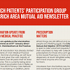 Crich Patients Participation Group and Covid-19 Mutual Aid leaflet