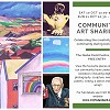 Final week for submissions to the Crich Area Community Art Sharing