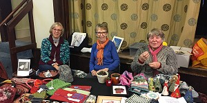 People from Fritchley Craft Group