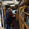 Mobile library - changes to visiting times in Crich Parish
