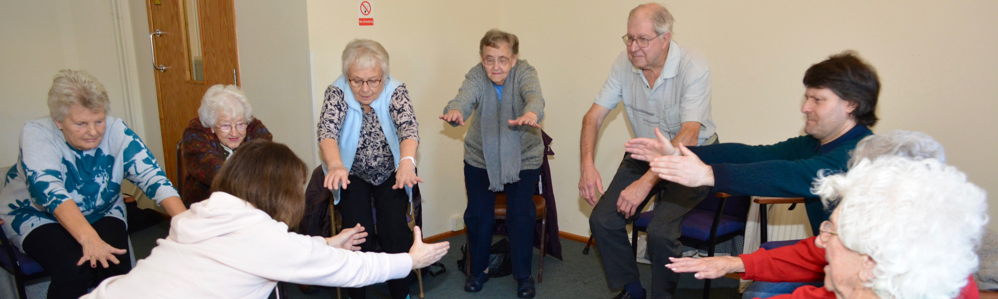 Dementia Friends Yoga