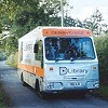Derbyshire Mobile Library - visiting times in Crich and Fritchley